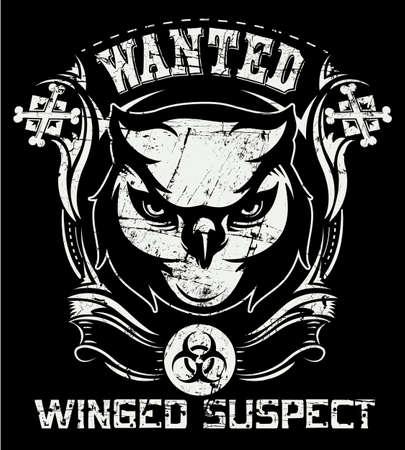 suspect: Winged suspect