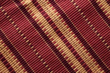 colores calidos: Close up de colores c�lidos tela a rayas