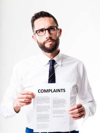 complaints: complaints received by customer service are an opportunity to solve problems