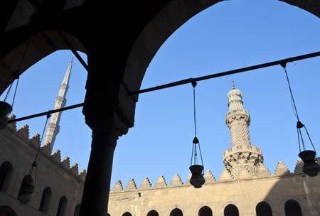 citadel: Egypt, Cairo, Salah Al Din citadel, the Qalawoon mosque