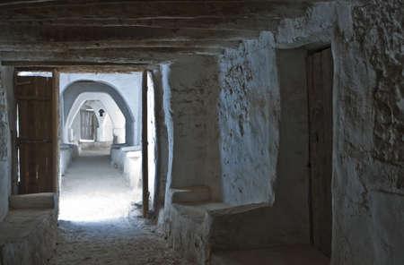 medina: Libya,Ghadames,the old Medina