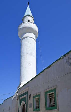 medina: Libya,Tripoli,the old Medina Stock Photo