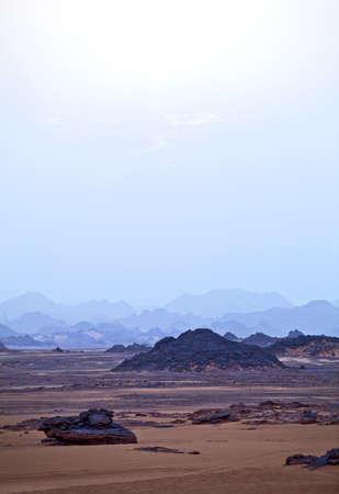 sahara: Libya,Sahara desert,the Akakus rocky area