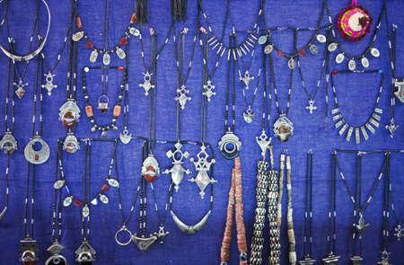 libya: Libya,Ghadames,a Tuareg market