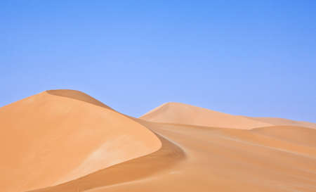 desierto del sahara: Libia, el desierto del Sahara, la zona de dunas de Ubari