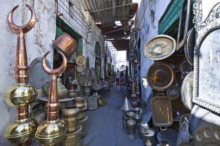 medina: Libya,Tripoli,the Suq of the old Medina