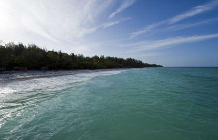 zanzibar: Zanzibar, the beach of the eastern coast