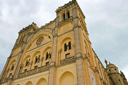 tunisia: Tunisia, Carthage, the St Louis cathedral Stock Photo