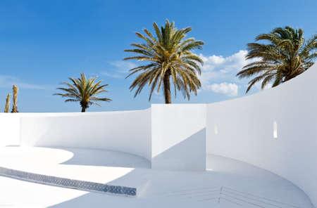 medina: Tunisia, Hammamet, the new amphitheater of the Medina