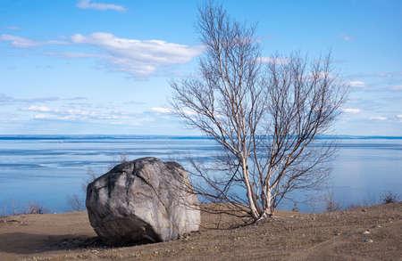 quebec: Quebec, Tedoussac, a park on the St Lorenzo river