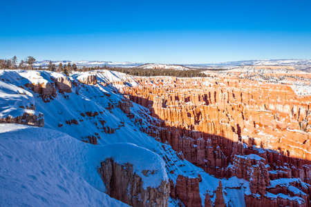 bryce canyon: USA, Utah, the Bryce Canyon National Park Stock Photo