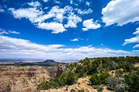south rim: U.S.A., Arizona, the Grand Canyon South Rim