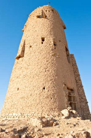 Domat Al-Jadal, Al Jauf province, the Oman Mosque Editorial