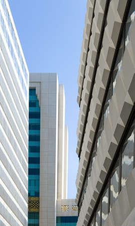 bahrain: Bahrain, Manama, modern architectures of the city center