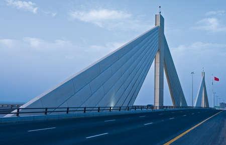 bahrain: Bahrain, Manama, the Shaikh  Isa Causeway