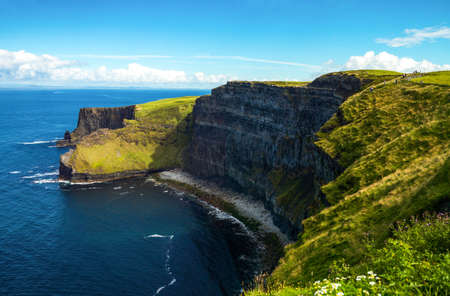moher: Ireland, Calway county, the Cliffs of Moher