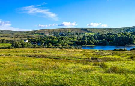 connemara: Ireland, Calway county, Connemara area Stock Photo