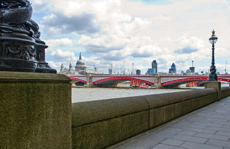blackfriars bridge: London, the Blackfriars bridge