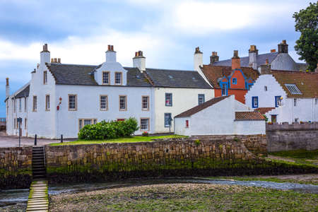 great britain: Great Britain, Scotland, Fife area, Anstruther, the fishermen village.