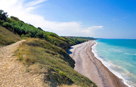 reserve: Italy, Vasto, the Punta Aderci natural reserve