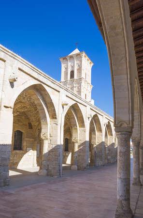 lazarus: Greece, Cyprus, Larnaka, the porch of the St. Lazarus church