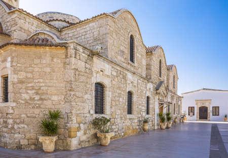 lazarus: Greece, Cyprus, Larnaka, the St. Lazarus church Stock Photo