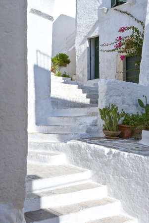 Italy, Ostuni, traditional architectures of the old village Фото со стока - 96566076
