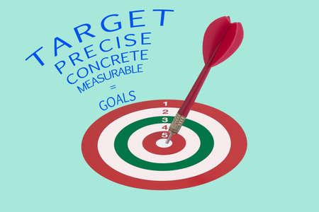 centered: Target marketing centered