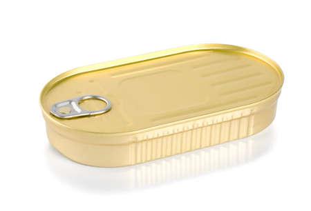sardinas: Sardinas en conservas Foto de archivo