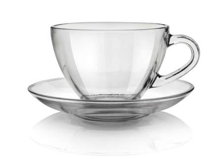 Cup and saucer Stock Photo - 10417722