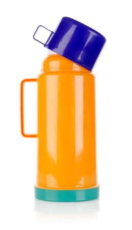 thermos: Plastic thermos