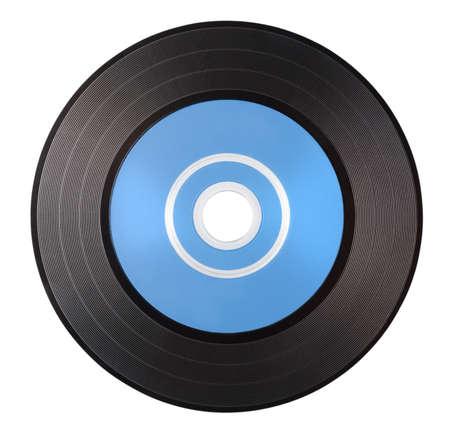 Vinyl record photo