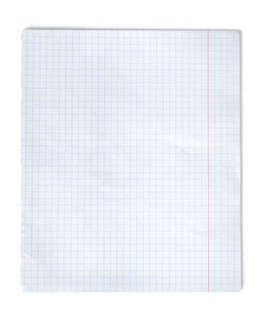Squared paper Stock Photo - 13223857