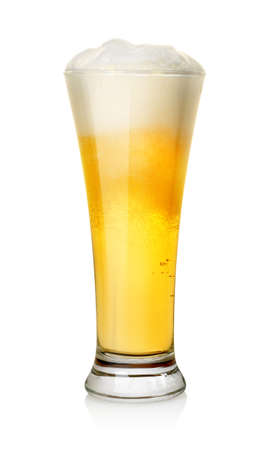 Beer isolated photo