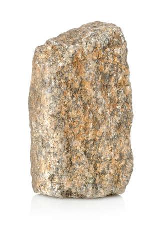 sedimentary: Brown stone granite