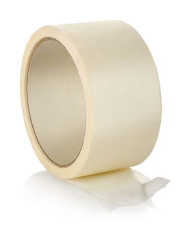 Big roll of insulating tape photo