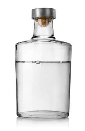 vodka bottle: Bottle vodka