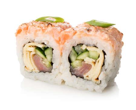 nigiri: Two sushi