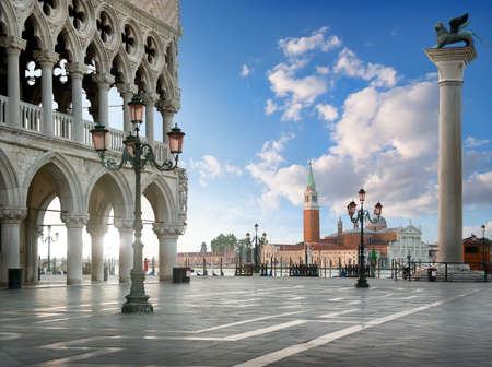 mediterranian style: Sunrise at San Marco