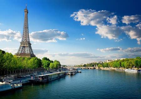 River Seine in Paris