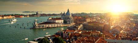 Top view of Venice Archivio Fotografico