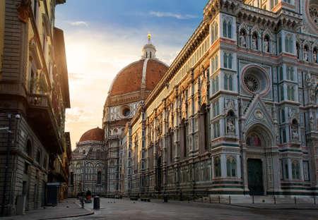Piazza del Duomo Фото со стока