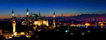 이스탄불의 파노라마 스톡 콘텐츠