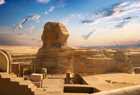 Sphinx and Giza