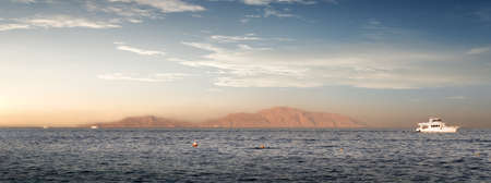 Island Tiran Egypt