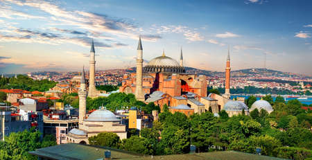 Hagia Sophia in Turkey