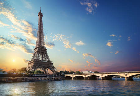Pont Iena à Paris