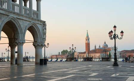San Marco square in Venice Archivio Fotografico - 101898379