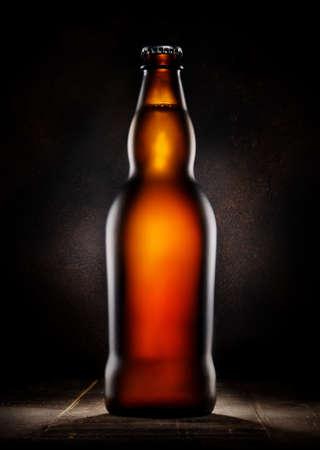 Bar rack and beer 写真素材