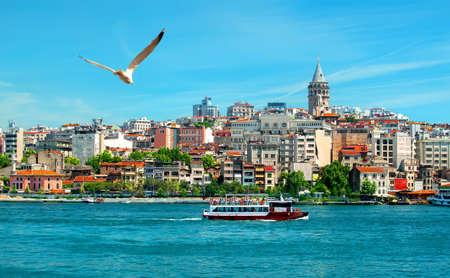 Ver en la ciudad de Estambul